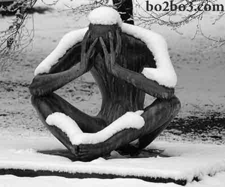 زمستان است